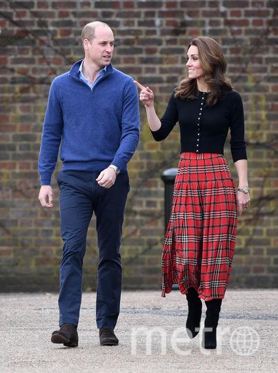 Кейт и Уильям в повседневной жизни. Фото Getty