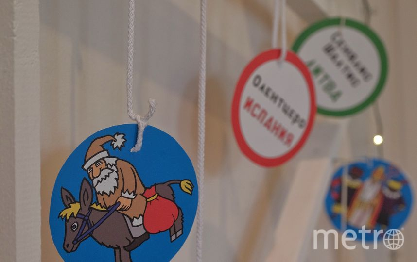 """Выставка-путешествие  «Деды Морозы всей земли» открывается 19 декабря. Фото Алена Бобрович, """"Metro"""""""
