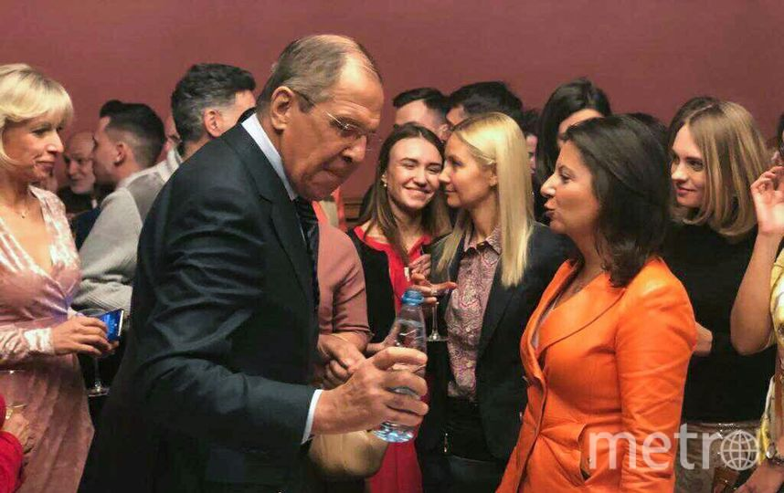 "Фото из блога Маргариты Симоньян. Фото ""Metro"""