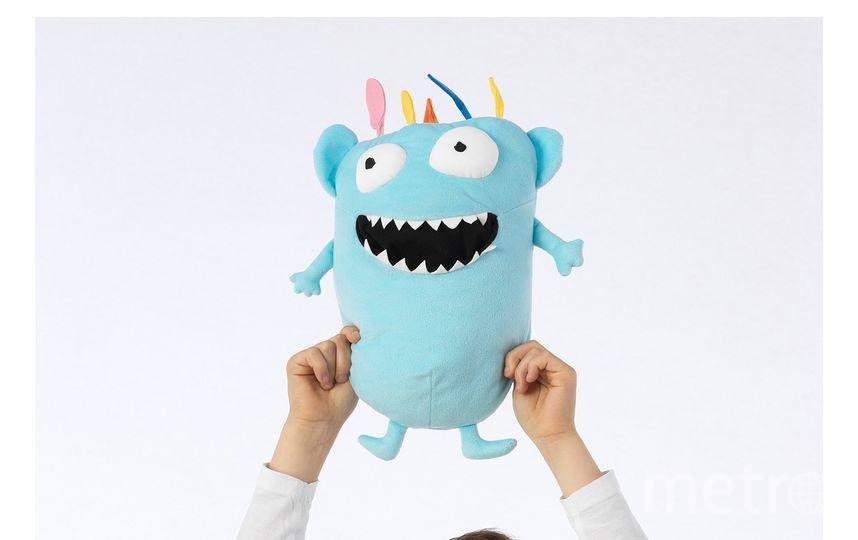 Этих существ придумали дети, а в жизнь воплотили художники. Фото IKEA