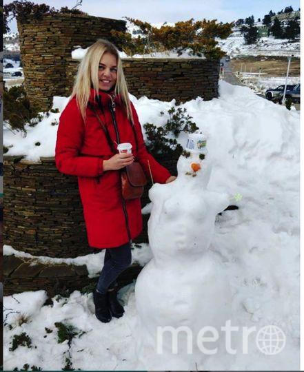 "Instagram-снеговики. Фото https://www.instagram.com/anya_shonina/, ""Metro"""