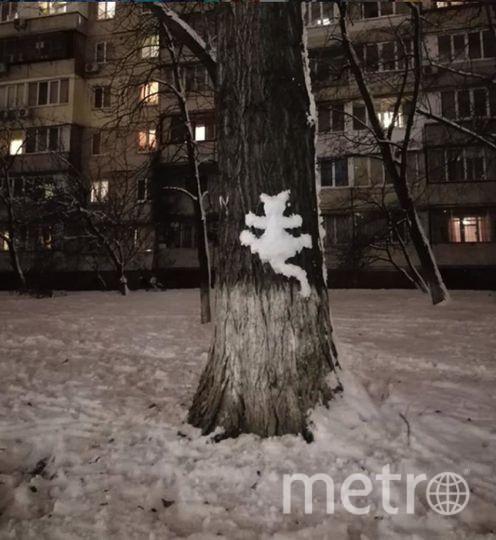 "Instagram-снеговики. Фото https://www.instagram.com/irinakuyan/, ""Metro"""