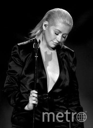 Кристина Агилера сейчас. Фото Getty