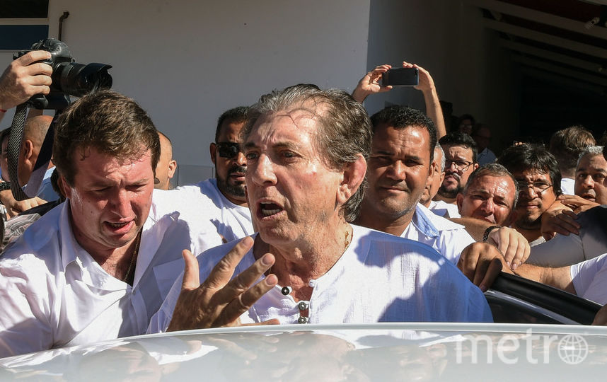 Жоао Тейшейра де Ферия. Фото AFP