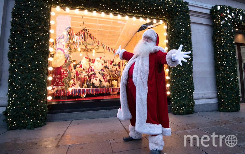Санта-Клаус. Фото Getty