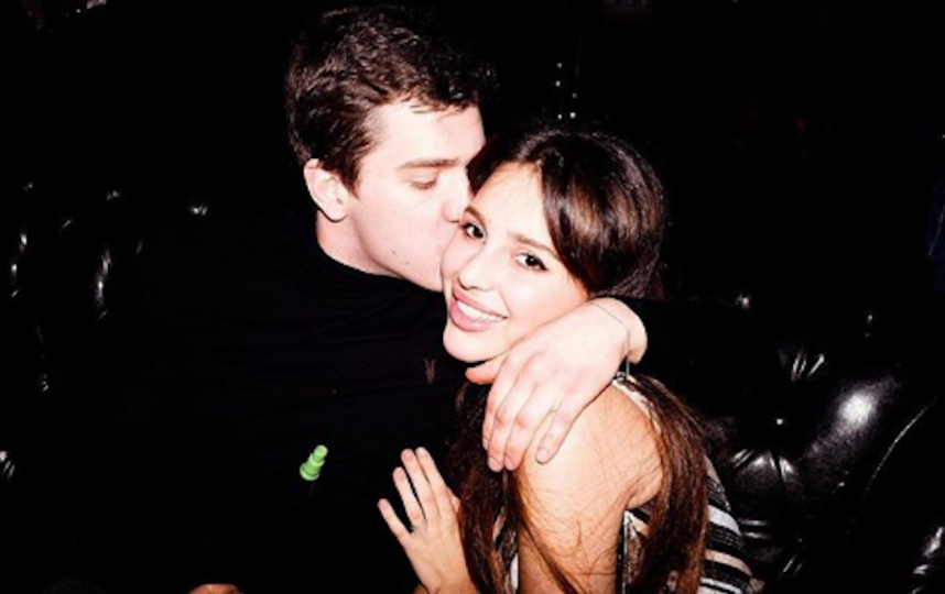 Диана Манасир и Ростик Багиров. Фото www.instagram.com/manasirdiana