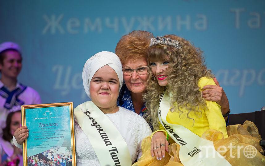 Конкурсантка Регина Иванова. Фото Елена Гредюшко