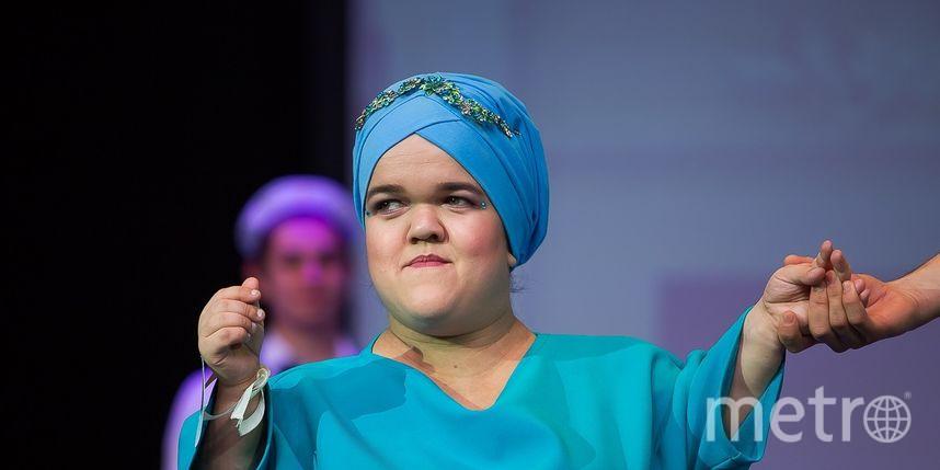 В татарстанском конкурсе красоты победила 106-сантиметровая девушка