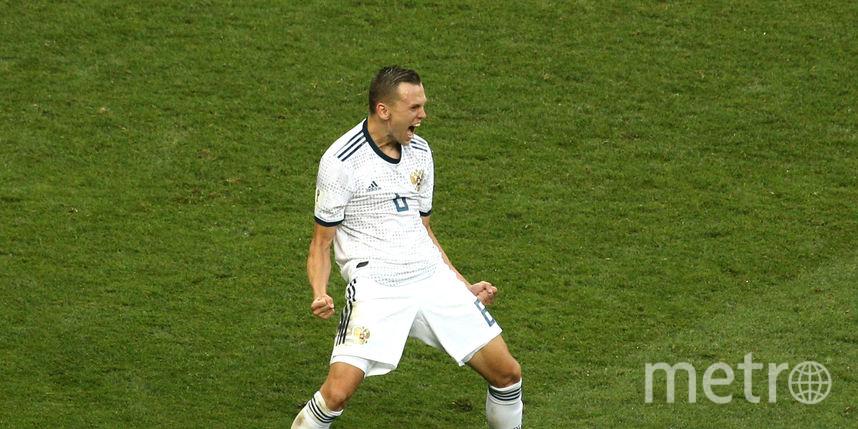 Черышев попал в сотню лучших футболистов мира