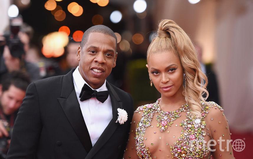 Jay-Z и пБейонсе. Фото Getty