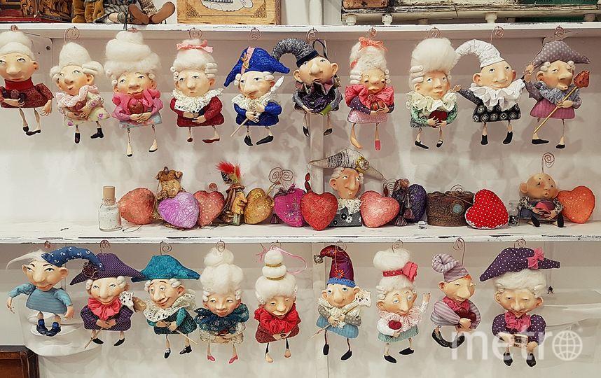 """Пространство между окон можно превратить в зимнюю сказку. Фото vk.com ВРЕМЯ КУКОЛ №22 – выставка кукол и мишек Тедди, """"Metro"""""""