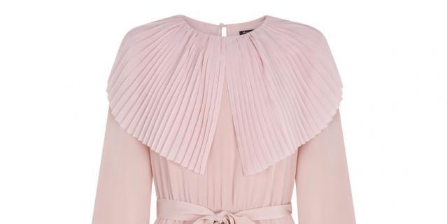 Шёлковое платье Massimo Dutti Limited Edition.