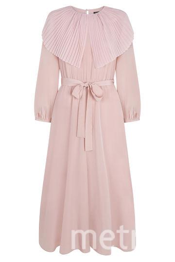Шёлковое платье Massimo Dutti Limited Edition. Фото Предоставлено пресс-службой