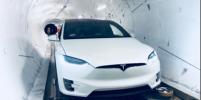 Новый скоростной подземный туннель Илона Маска вызвал вопросы: видео