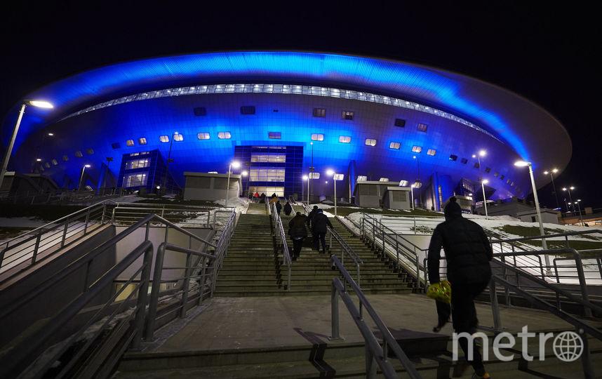 """""""Газпром Арена"""". Фото Getty"""