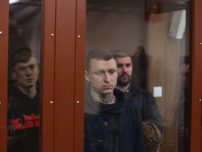 """Кокорина и Мамаева оставили в СИЗО на Новый год. Фото Василий Кузьмиченок., """"Metro"""""""