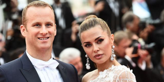 Виктория Боня с Алексом Смерфитом.