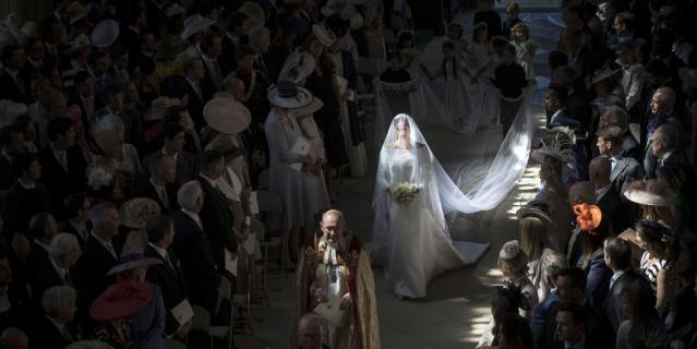 Принц Гарри и Меган Маркл - свадьба.