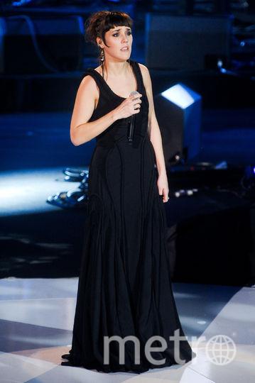 Певица ZAZ. Фото Getty