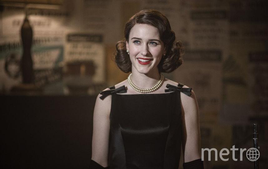 """Кадр из сериала """"Удивительная миссис Мейзел"""". Фото Amazon"""