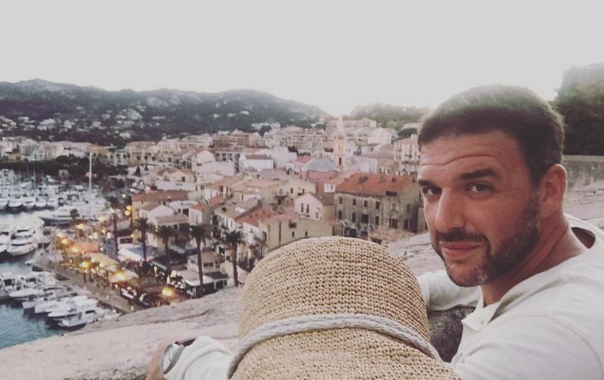 Ксения Собчак и Максим Виторган. Фото Скриншот Instagram: @xenia_sobchak