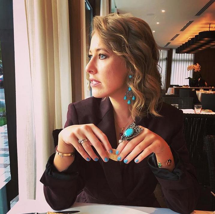 Ксения Собчак. Фото Скриншот Instagram: @xenia_sobchak