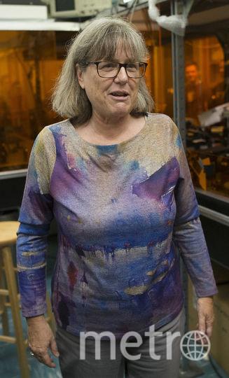 Донна Стрикленд. Фото Getty