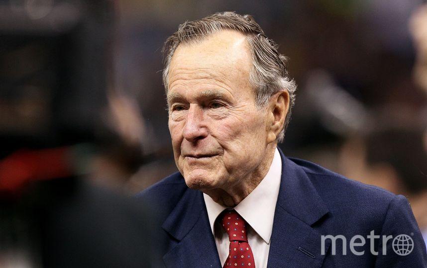 Джордж Буш - старший. Фото Getty