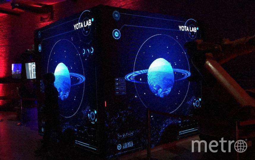 """В Yota Lab открылся первый в Санкт-Петербурге филиал курсов """"Инжинириум"""". Фото Новакина Екатерина"""