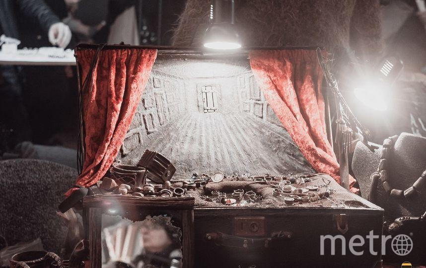 Интеллигентная барахолка. Фото Люмьер-Холл, Предоставлено организаторами