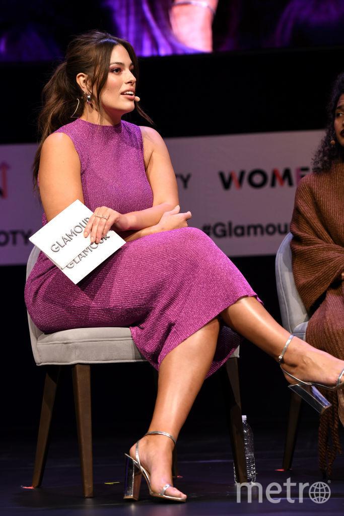 Эшли Грэм, фотоархив. Фото Getty