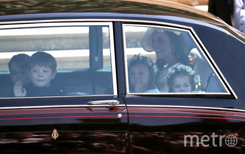 Дети Кейт Миддлтон. Фото архив, Getty
