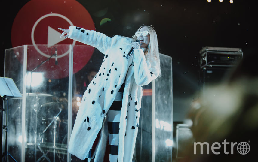 Певица Глюкоза. Фото Предоставлено пресс-службой