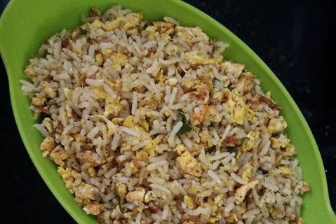 Закуска из риса по-китайски.