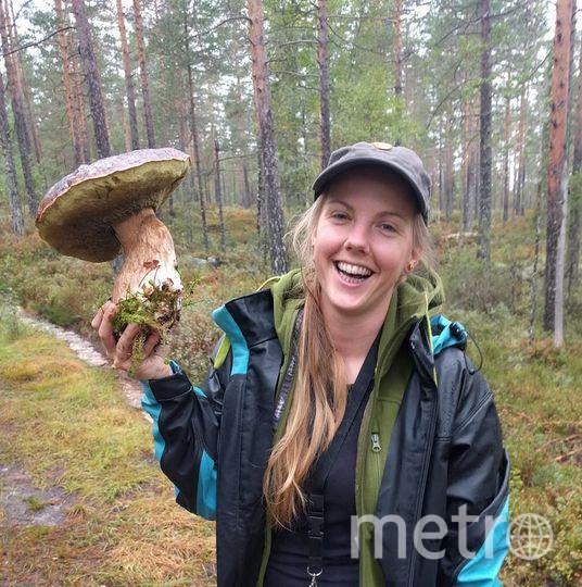 Убитая туристка Марен. Фото AFP