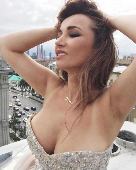 Анфиса Чехова. Фото Скриншот Instagram: @achekhova