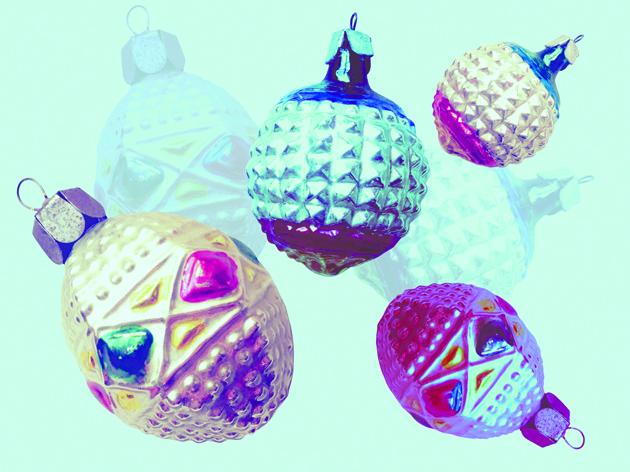 4. История новогодней игрушки. Фото Предоставлено организаторами