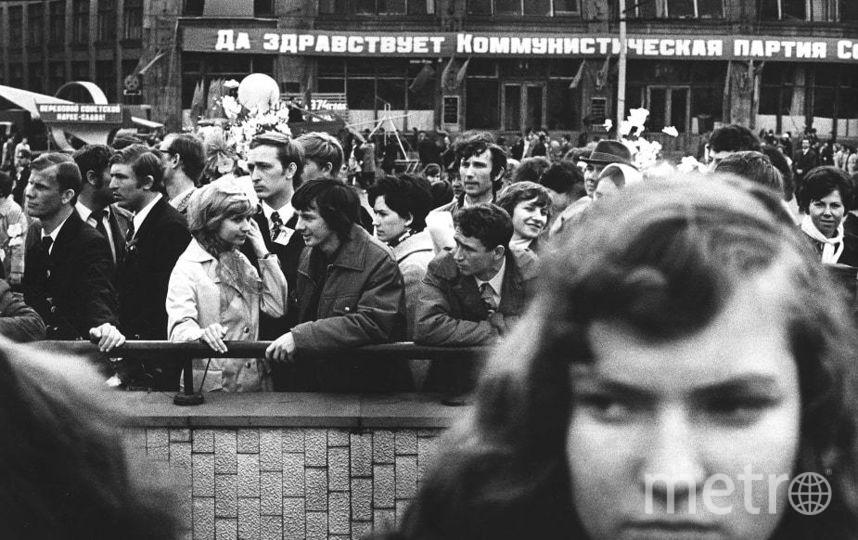 Родное Ретро. 1962 – 2002. Московская сага фотографа Михаила Дашевского. Фото Предоставлено организаторами
