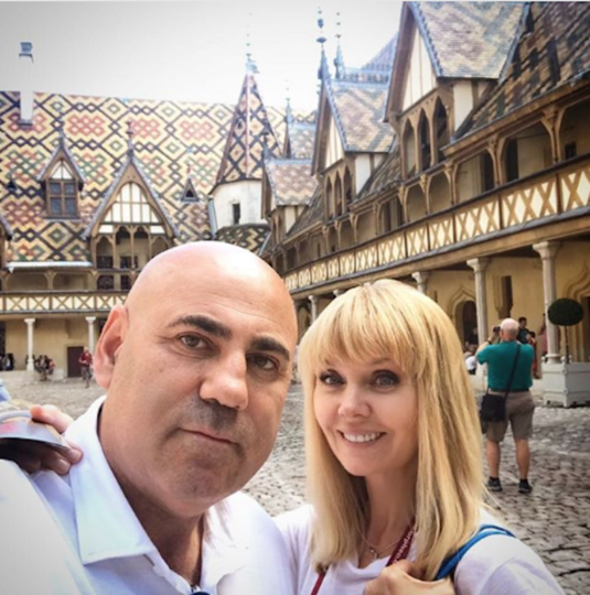 Валерия и Иосиф Пригожин. Фото www.instagram.com/prigozhin_iosif