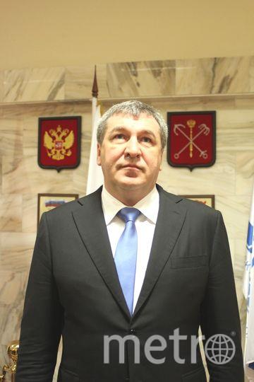"Игорь Албин. Фото ""Metro"""