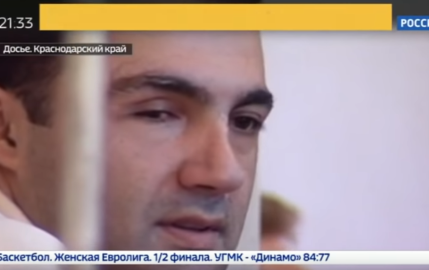 Рубен Григорян, организатор покушения на Элеонору. Фото Скриншот Youtube