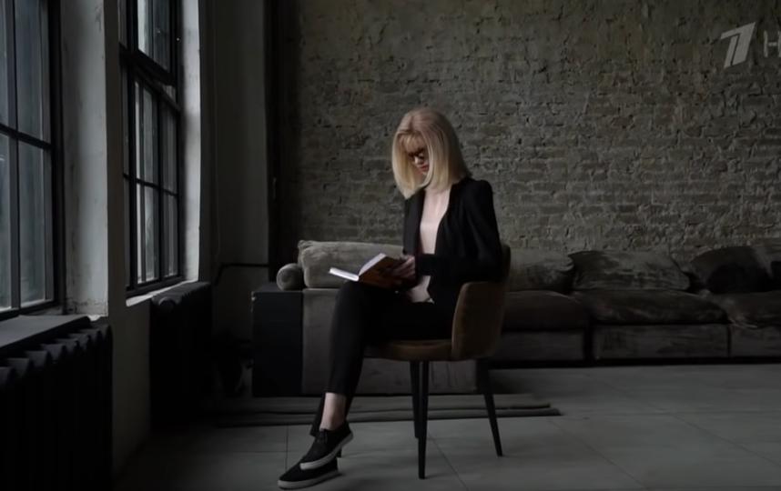 Элеонора Кондратюк. Фото Скриншот Youtube