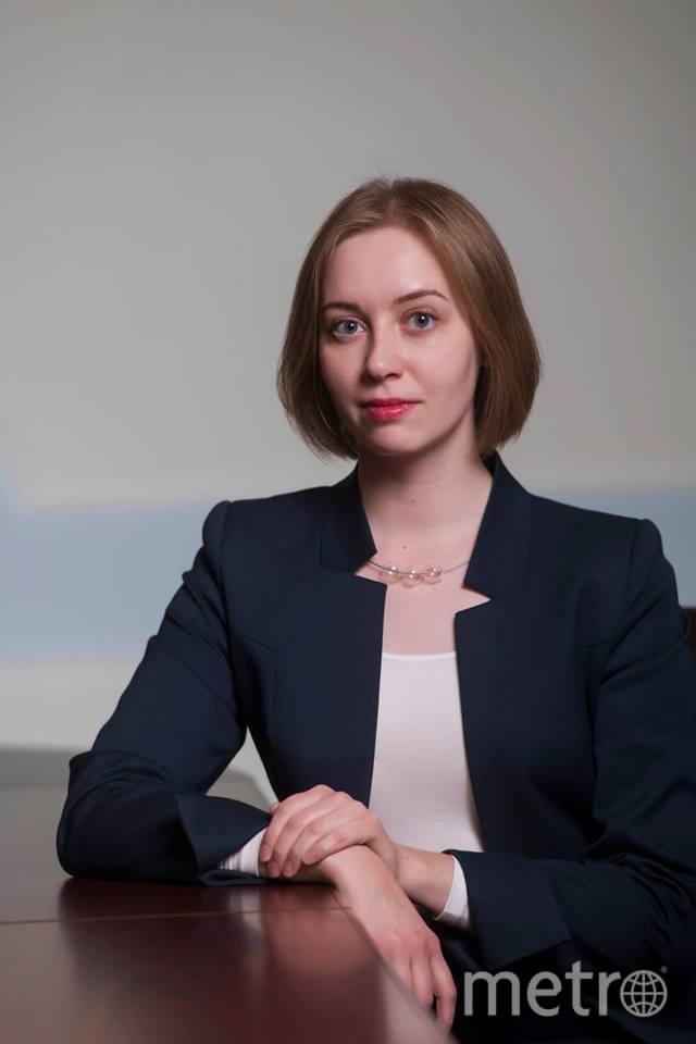Ольга представляла в суде интересы своей семьи. Фото Facebook/Ольга Подоплелова