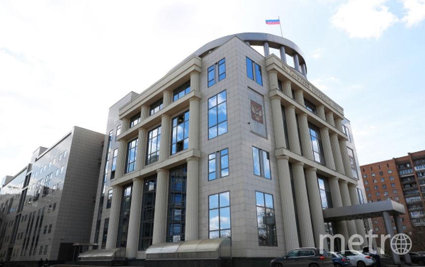 Здание Мосгорсуда. Фото РИА Новости