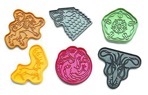 Фигурные формочки для печенья. $27,48 (1868 руб.). Фото amazon.com