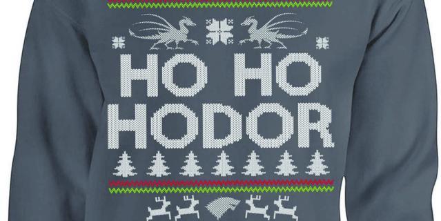 Рождественский свитер. $33,95 (2308 руб.).