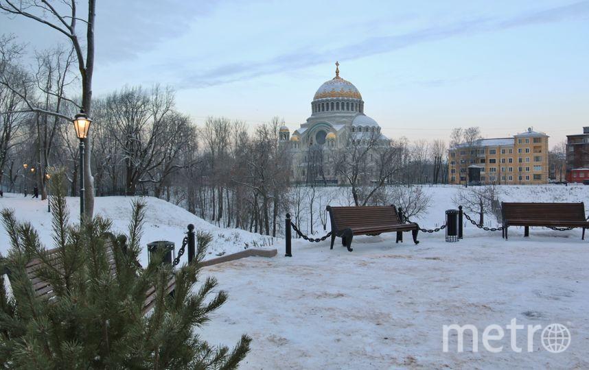 "Летний сад в Кронштадте. Фото администрация Санкт-Петербурга, ""Metro"""