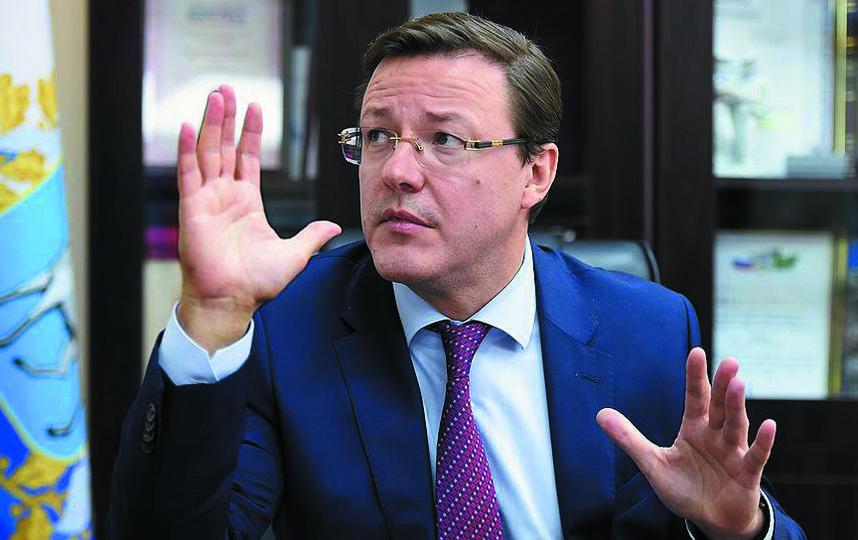 Губернатором Самарской области стал Дмитрий Азаров. Фото kremlin.ru