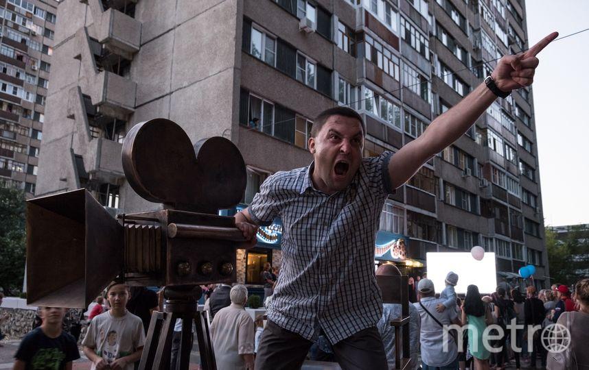"""В Тольятти открылся киноцентр. Фото Егор Важнов, """"Metro"""""""