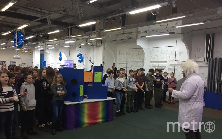 В Москве прошел первый научный фестиваль «Наука для всех: тайны Эйнштейна». Фото предоставлено музеем Эйнштейна